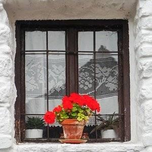 Окна квартиры