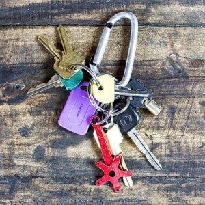 Ключи на столе